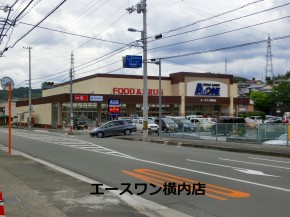 スーパー・エースワン横内店