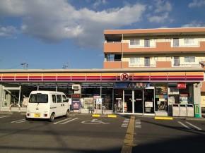 サークルKサンクス 神田店