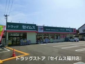 ドラッグセイムス 福井店