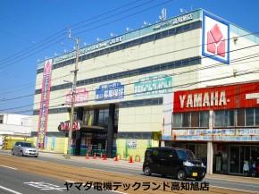 ヤマダ電機テックランド高知旭店