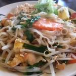 アジアン料理「バーンプアン」パッタイ