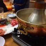 高知市旭町 大黒屋飯店 鍋スープ