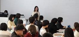 高知県立大キャリア支援事業「女性の起業 仕事と子育て」ゲストパネリスト