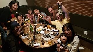 プチ竹村会 日本酒編