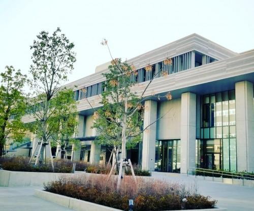高知市役所 新庁舎