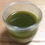 池川茶 茶畑プリン かぶせ茶