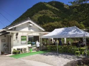池川茶園 カフェ