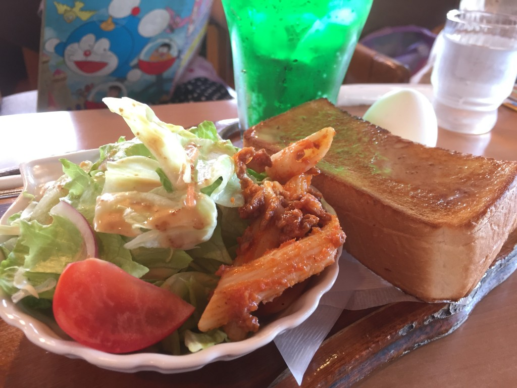 コーヒーハウス岡田/トーストモーニング