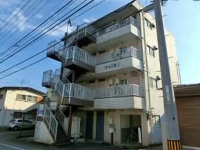 【賃貸】高知市福井町・コーポ葉山